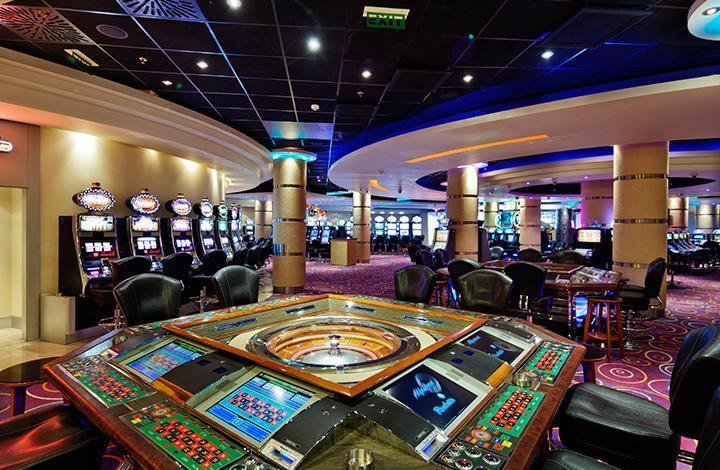 есть казино в турции